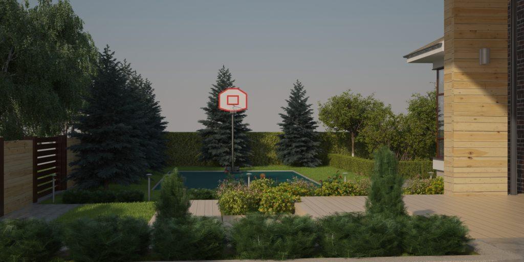 Проект коттеджа в Волжском Волгоградской области